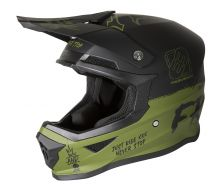 Casque Enfant Shot Xp-4 Speed Black
