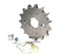 Engine Sprocket 420 15 teeth 20mm