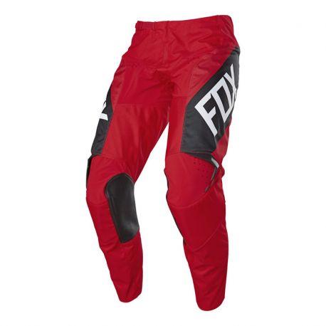 Pantalon FOX Youth 180 REVN - Red (2021)