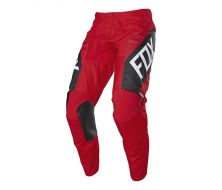 Pantalon FOX Youth 180 REVN - Red (2021)