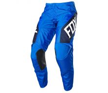 Pantalon FOX Youth 180 REVN - Blue (2021)