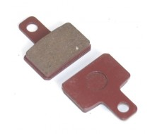 Old Brake Pads for Apollo D11