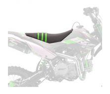 Housse de Selle pour XDURO CRF110 Noir/Vert