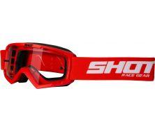 Protection Visage Enfant SHOT Rocket Rouge