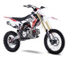 Pit Bike GUNSHOT 150 FX - 17/14 - Blanc - 2021