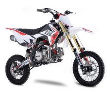 Pit Bike GUNSHOT 150 FX - Blanc - 2021