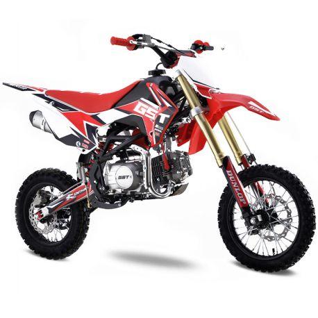 Pit Bike GUNSHOT 140 FX - Rouge- 2021