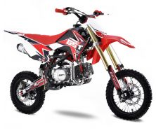 Pit Bike GUNSHOT 140 FX - Rouge- 2021