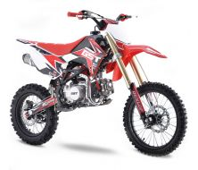 Pit Bike GUNSHOT 140 FX - 17/14 - Rouge - 2021