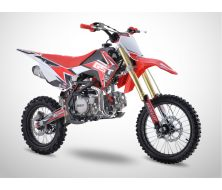 Pit Bike GUNSHOT 150 FX - 17/14 - Rouge - 2021