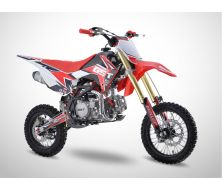 Pit Bike GUNSHOT 150 FX - Rouge - 2021