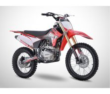 Moto cross GUNSHOT 250 MX-1 - Rouge - 2021