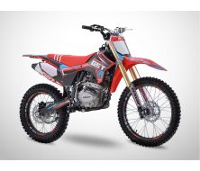 Moto cross GUNSHOT 250 MX-2 - Rouge - 2021