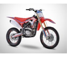 Moto cross GUNSHOT 250 MX-3 - Rouge - 2021