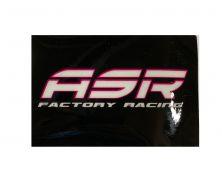 Stickers de fourche ASR (à l'unité)