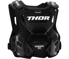 Pare-Pierres THOR GUARDIAN MX ROOST DEFLECTOR Black