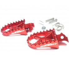 CNC Alloy Foot Peg YCF Red