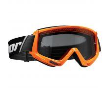 Protection visage Cross THOR Combat Orange