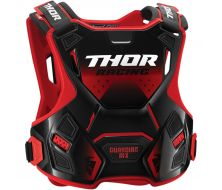 Pare-Pierres THOR GUARDIAN MX ROOST DEFLECTOR Red