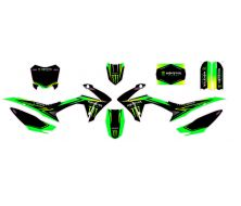 KIT DECO NSTYLE MONSTER ENERGY CRF110