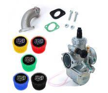 Pack complet Carburateur Molkt 26mm
