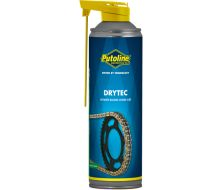 Spray PUTOLINE 500 ml Lubrifiant chaine Drytec