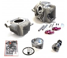 Kit Culasse + Cylindre Complet TRAIL BIKES V2 150/160CC YX Pit Bike