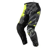 Pantalon O'NEAL Element RIDE Noir/Jaune (2022)