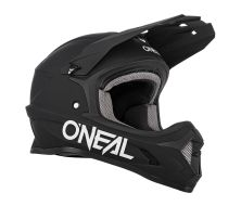 Casque O'Neal 1SRS Solid Black (2022)