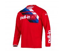 Maillot Enfant PULL-IN Race Rouge (2022)