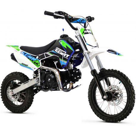 Dirt Bike ROOKIE KENNY EDITION 125cc Semi Auto 2022