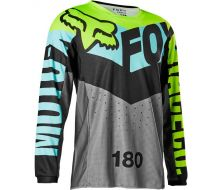 MAILLOT FOX YOUTH 180 TRICE - YS
