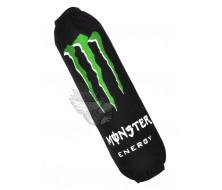 """Chaussette d'amortisseur """"Monster Energy"""" 320mm"""