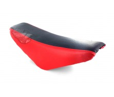 Selle CRF50 haute rouge pour Dirt Bike