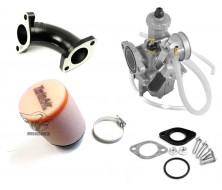 Pack Complet Carburateur Twin Air/Mikuni 26mm