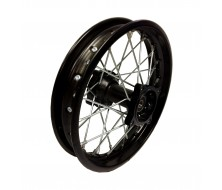 Steel Rims 12'' Rear (Axle 15/12mm)