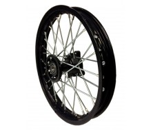 Steel Rims 14'' Front (Axle 15/12mm)