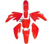 Plastics Kit CRF70 Red