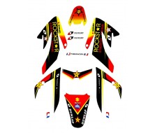 CRF70 Rockstar Energy Dirt Bike