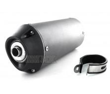 Cartouche avec Reducteur de bruit 38mm + ligne (option)