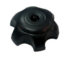 Plastic Fuel Cap Black