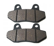 Brake Pads for Twin Front Pot Caliper 78/6