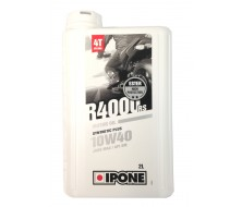 IPONE Motorcycle Oil 4T 10W40 R400rs 2L