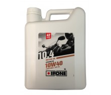 IPONE Motorcycle Oil 4T 10W40 4L
