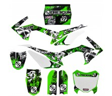 Graphic Kit CRF110 FREEGUN DEEP