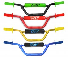 Handle Bar + Bar Pad + Grips YCF