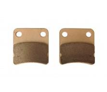 High Resistance Brake Pads for Single Rear Pot Caliper 45/7