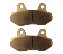High Resistance Brake Pads for Twin Front Pot Caliper 78/6