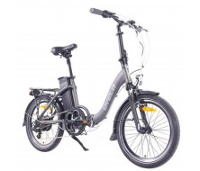 Folding E-Bike OVELO City Bas 2018