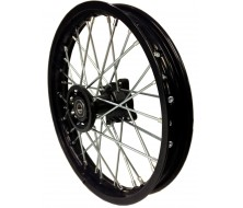 Steel Rims 17'' Front (Axle 15mm)